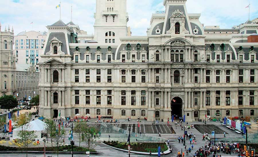 Dilworth Plaza In Philadelphia Gets A Much Needed Makeover 2015 05 01 Stone World