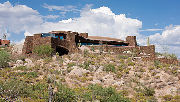 arizona private residence