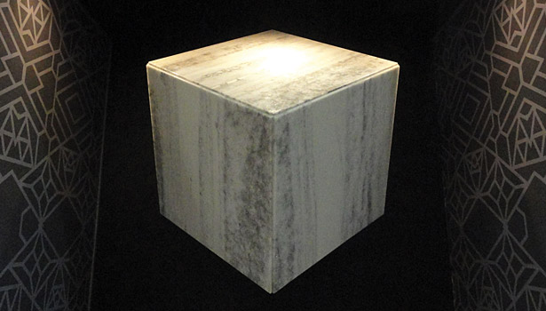 Allure Marble Cube by Marbrasa