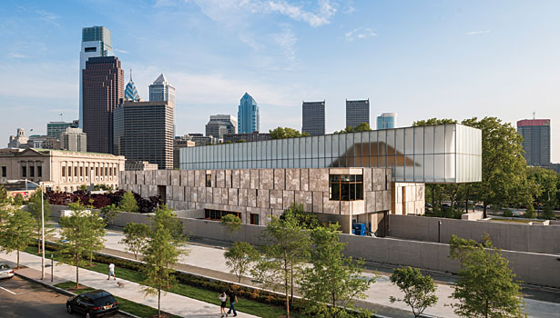 The Barnes Foundation new facility