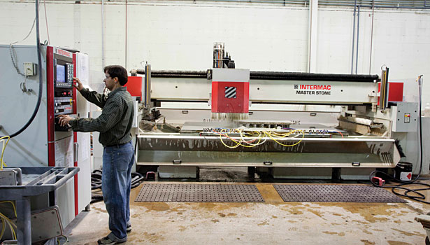 Massachusetts fabricator enjoys growth | 2012-11-01 | Stone World