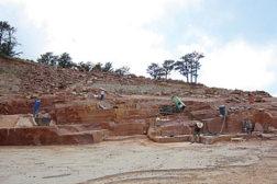 Lyons Sandstone Quarry