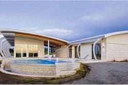 Lampassas, TX home limestone