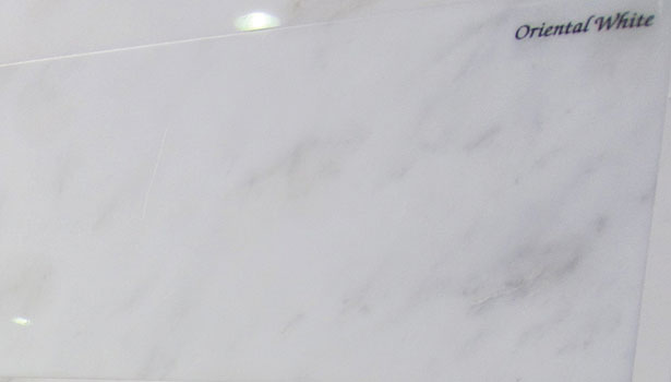 Chinese Producer Promotes Two White Marble Varieties