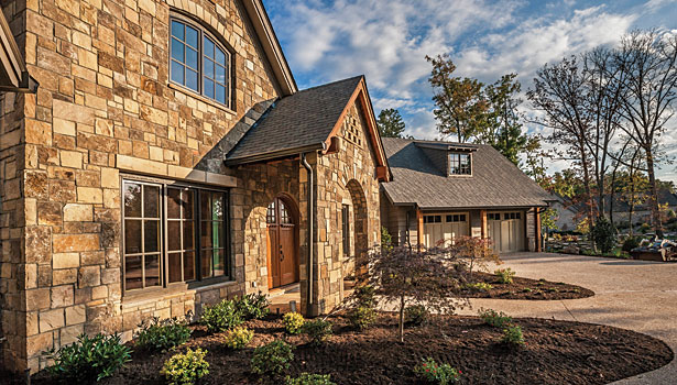 Parade Of Homes Features Tennessee Fieldstone 2014 11