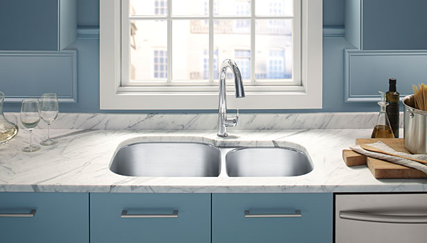 Undertone Preserve kitchen sinks