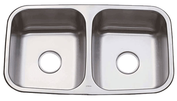 Oasis stainless steel sink line