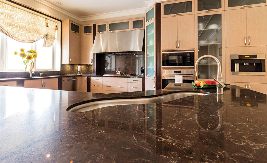 Tile complemented by custom made tile mosaics 2015 11 02 stone