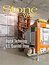 Stone World October 2014 cover