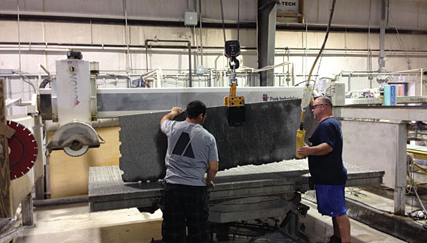 Johnson Granite, Inc.