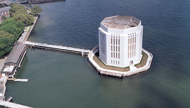 Brooklyn Battery Tunnel Ventilation Building