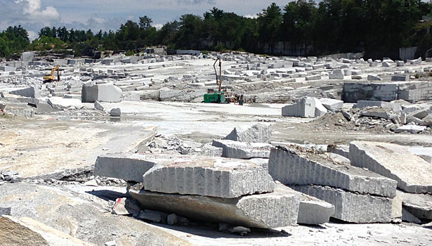 Mount Airy quarry