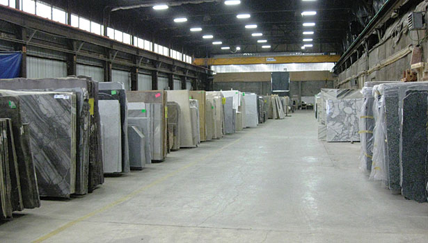 Cumar, Inc. slab inventory