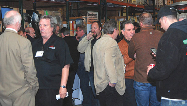 Attendees at the MIA/Stone World Rocky Mountain Stone Summit