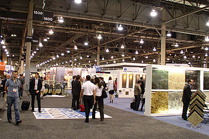 Coverings makes shift to Las Vegas