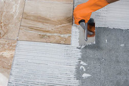 Choosing the right mortar for thin stone applications