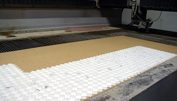 waterjet serves other practical needs