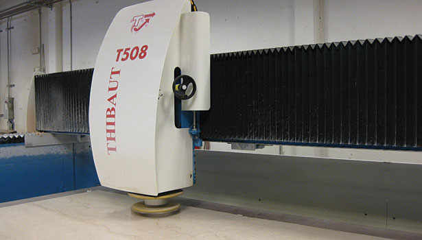 Thibaut T508 Texturing Center