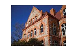 Rejuvenating an historic sandstone building