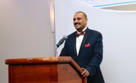 CEO Devraj N. Aiyar
