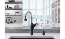 The Blanco Artona kitchen faucet 2016 DPHA honorable mention