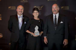 Kathy Spanier Receives the 2018 Women in Stone Pioneer Award
