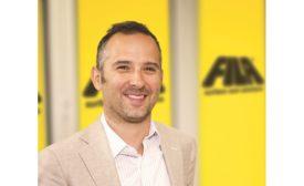 FILA America's CEO, Francesco Pettenon