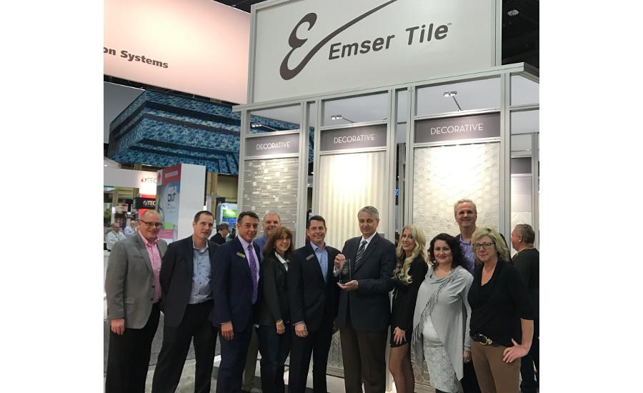 Floor Covering Associates Names Emser Tile 2016 Platinum