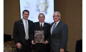 G.K. Naquin recipient of the 2016 Migliore Award for lifetime achievement