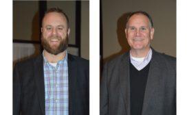 Miles Distributors, Inc. Doug Miles and John Zolman