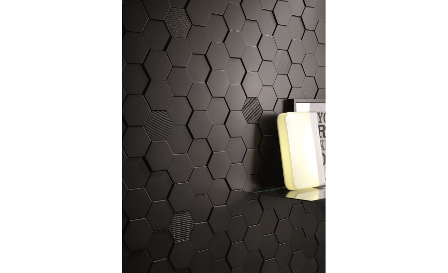 Nemo Tile creates lasting imprint with three-dimensional tile collection