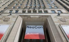 NeoCon building exterior