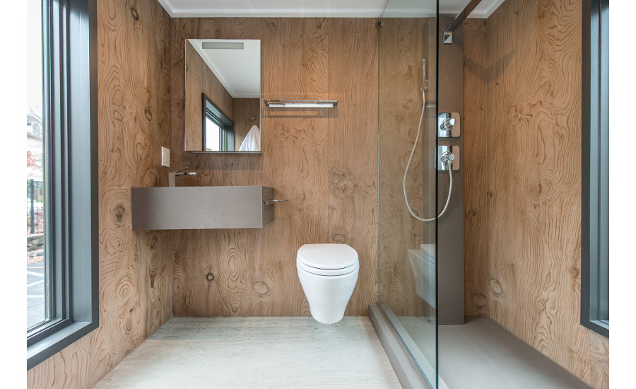 Neolith's tiny house at KBIS 7