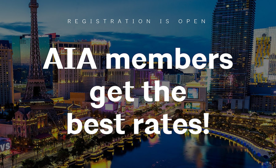 AIA Registration