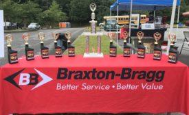 Braxton Bragg Car Show