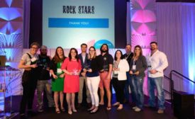 Coverings 2019 Rock Stars