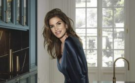 Cindy Crawford for Cosentino