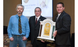 Swinley named 2016 Craftsman of the Year