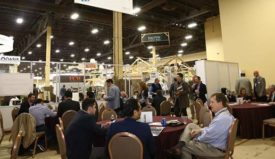 The International Surface Event VIBE @ TISE Program