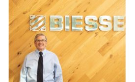 Biesse Group's North America Parts Quality Assurance Leader Gregory Bell