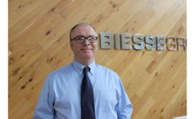 Biesse Group Maurizio Bailot parts quality assurance group leader