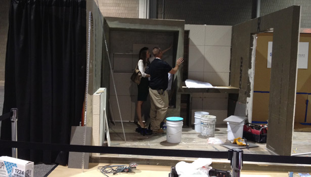 Coverings Installation Design Showcase 2013