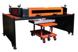 AP Lazer machine
