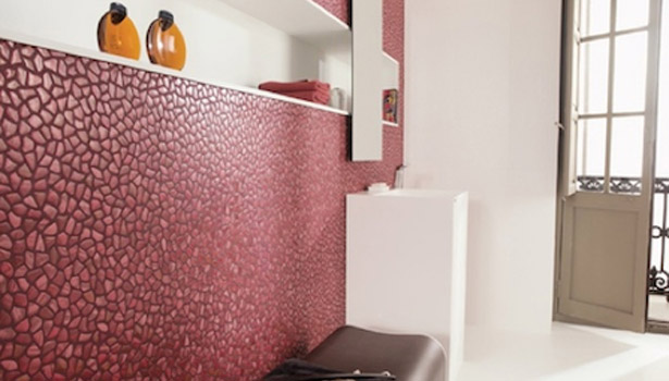 """Tahiti Red"" from Porcelanosa"