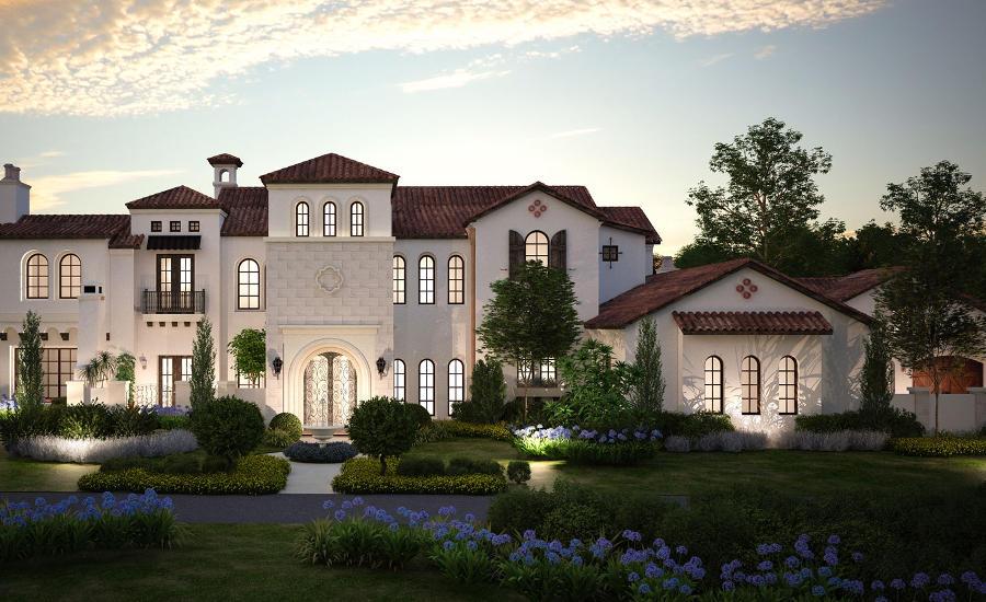 Crossville Tile Featured in Dallas Decorators Showhouse | 2017-08-28 ...