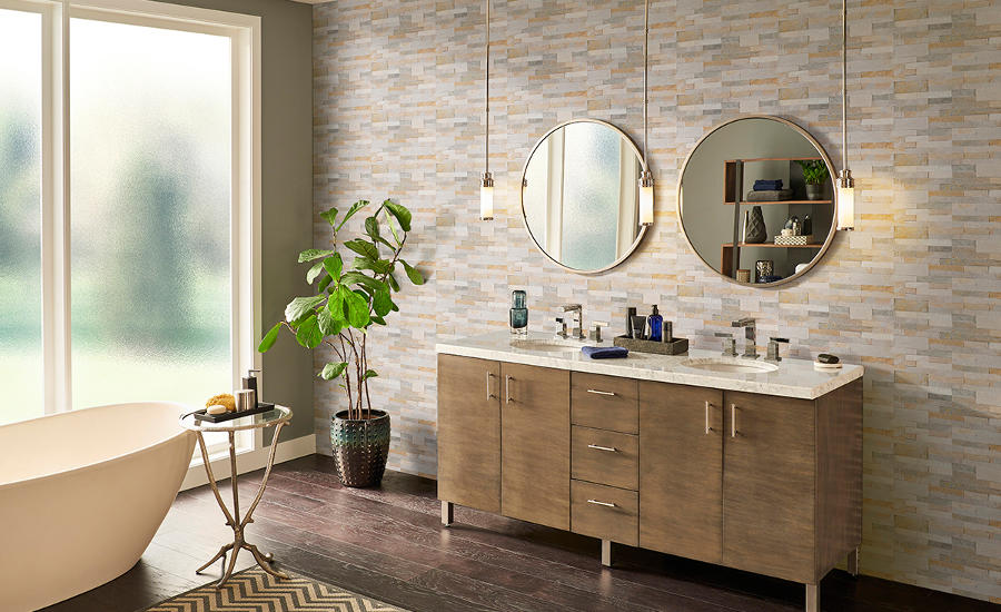 M S International, Inc. Releases Stik Wall Tile