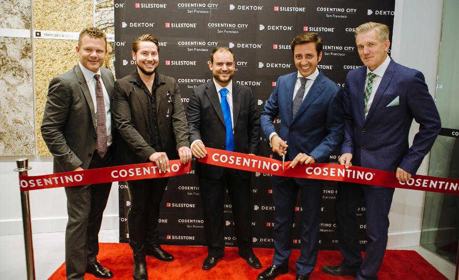 cosentino opens new city center in san francisco 2017 06 16