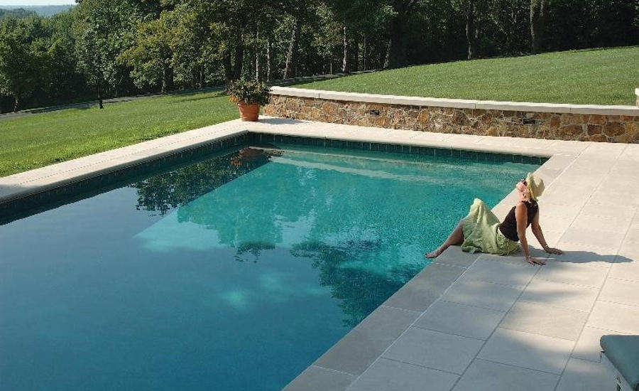 Indiana Limestone Offers Pool Coping Stone | 2017-06-28 ...