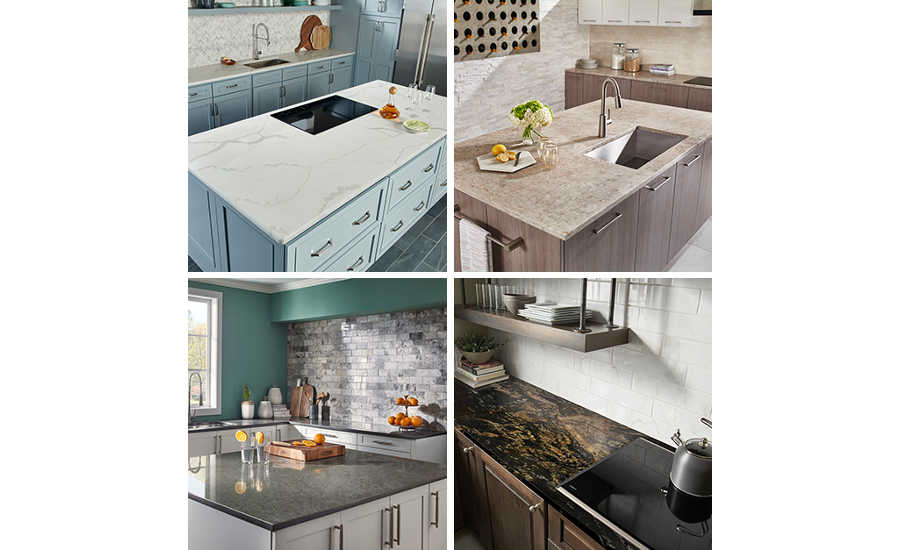 Kitchen countertop soulmate quiz released by msi 2017 04 for Kitchen design style quiz