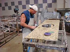 Setting A Goal To Become A Top Notch Stone Fabricator